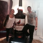 The biggest bottle of whiskey in the world!