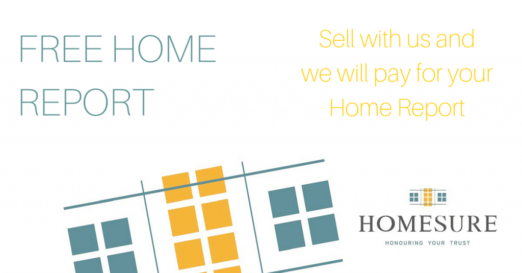Free Home Report from Homesure