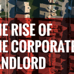 "The threat of ""corporate landlords"""